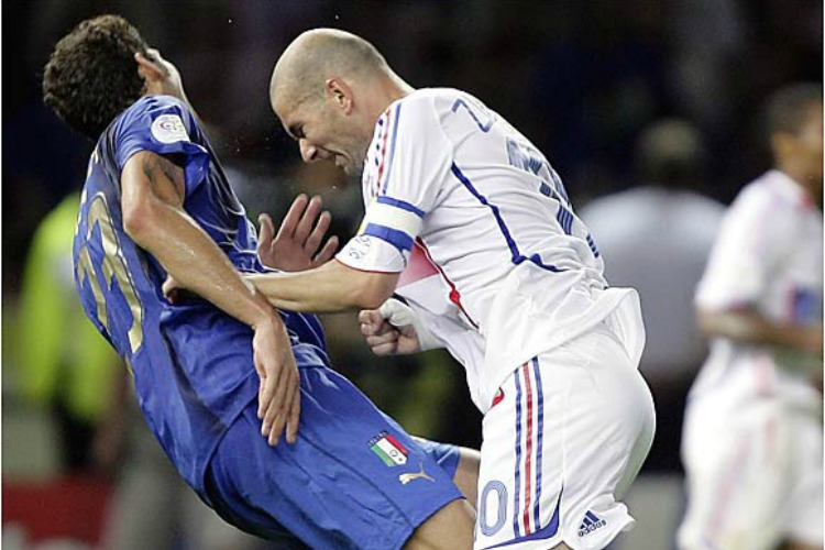 Et si Zidane n'avait pas donné de coup de tête à Materazzi ?