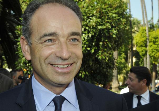 Jean-François Copé en septembre 2011 (Jean Amet/Reuters)