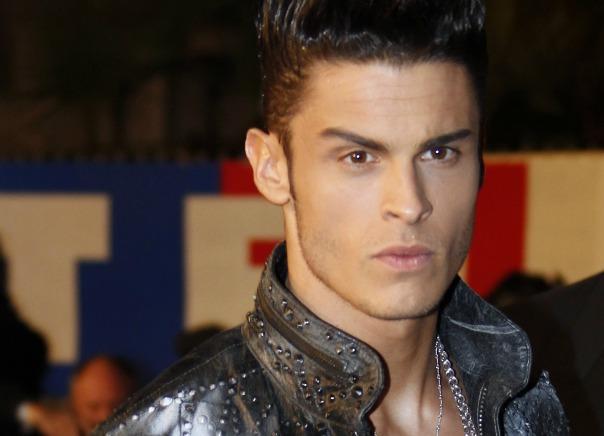 Baptiste Giabiconi en janvier 2011 (Eric Gaillard/Reuters)