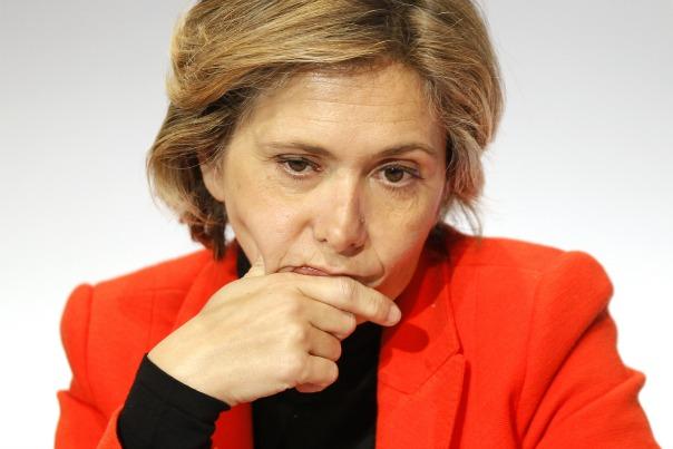 Valérie Pécresse en janvier 2012 (Benoît Tessier/Reuters)