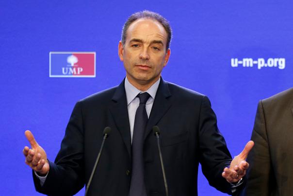 Jean-François Copé le 28 novembre 2012 (Benoît Tessier/Reuters)