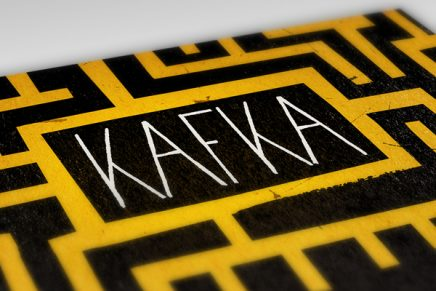 Kafka, The Great Book Cover Project