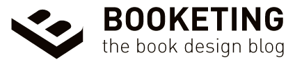 Booketing : The Book Design Blog